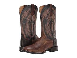Ariat Crossdraw (Dusted Wheat/Double Fudge) Cowboy Boots