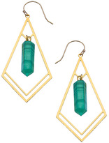 Kris Nations Gold Veracruz Earrings