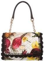 Dolce & Gabbana Miss Dolce Crochet Shoulder Bag