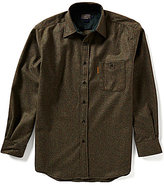 Pendleton Long-Sleeve Elbow-Patch Trail Shirt