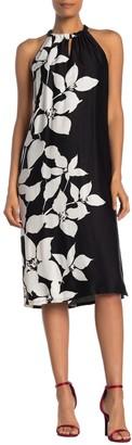 Trina Turk Roe Floral Midi Dress