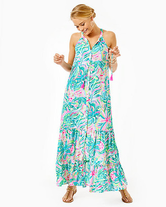 Lilly Pulitzer Luliana Swing Maxi Dress