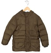 Il Gufo Boys' Quilted Puffer Jacket