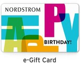E-Gift Card Happy Birthday $1000