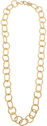 Stephanie Kantis 24K Plated 36In Necklace