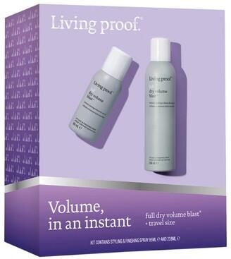 Living Proof Full Dry Volume Blast Travel Kit