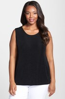 Vikki Vi Plus Size Women's Tank Top
