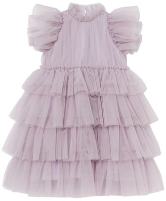 Il Gufo Layered Tulle Dress (3-12 Years)