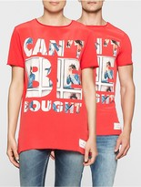 Calvin Klein #cantbebought Relaxed Fit Unisex T-Shirt