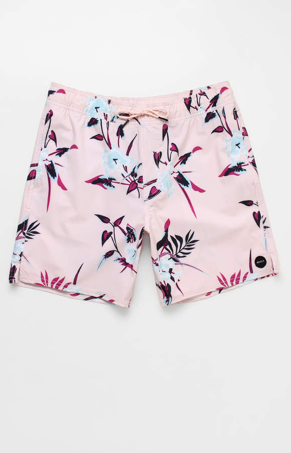 "RVCA Middle 17"" Swim Trunks"