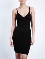 Wolford Deep-plunge stretch-cotton dress