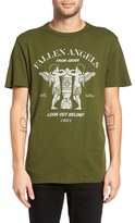 Obey Men's Fallen Angels Graphic T-Shirt