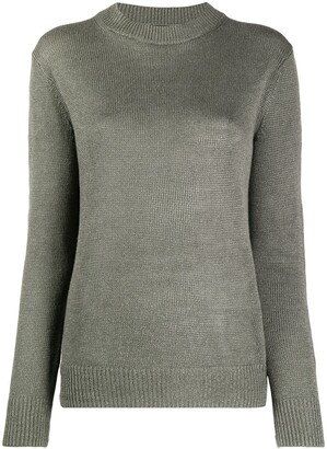 Theory Crew Neck Jumper