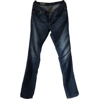 AG Adriano Goldschmied Blue Denim - Jeans Jeans for Women