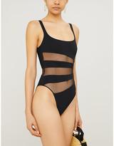 Emma Pake Geovana cutout swimsuit