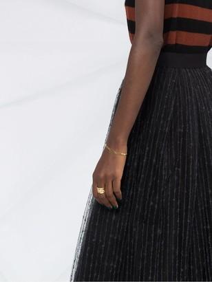 Fabiana Filippi Tulle Layered Midi Skirt