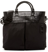 Vince Camuto Surbo Embossed Tote