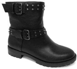 Lexi And Abbie Daphne Studded Strap Boots