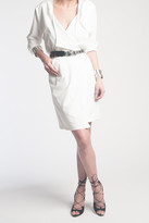 Donna Mizani Duster In White