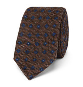 Etro 6cm Wool and Silk-Blend Jacquard Tie