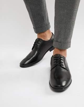 Base London Westbury formal derby shoes in black