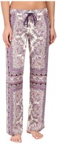 PJ Salvage Bella Paisley Lounge Pants