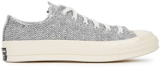 Converse Chuck 70 Recycled Canvas Sneakers