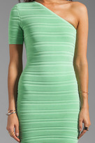 Torn By Ronny Kobo Kat Dress