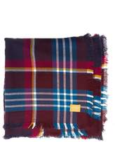 Joules Heyford Soft Woven Checked Scarf