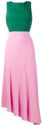 La DoubleJ Color-Block Dress
