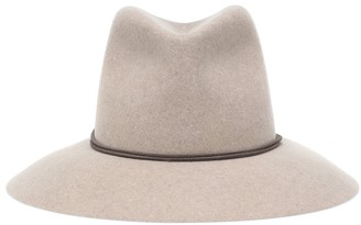 Isabel Marant Kinly wool felt hat