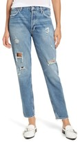 A Gold E Women's Agolde Jamie High Rise Classic Jeans