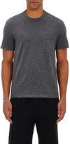 James Perse Men's Cotton-Blend T-Shirt-DARK GREY