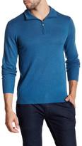 Qi Partial Zip Pullover