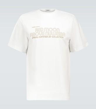 Adish Nuweiba short-sleeved T-shirt