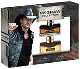 Tim McGraw Collection for Men 2 Piece Gift Set Mcgraw and Southern Blend EDT Spray 1.0-Ounce