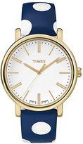 Timex Originals Polka-Dot Watch