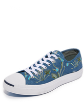 Converse Jack Purcell Jack Print Sneakers