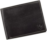 Lewis N. Clark RFID-Blocking Bi-Fold Wallet - Leather