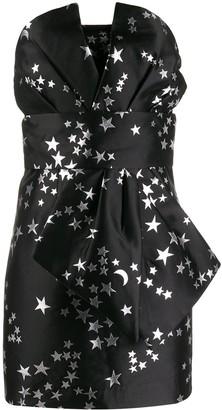 P.A.R.O.S.H. Postard dress