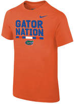 Nike Florida Gators Local Verbiage T-Shirt, Big Boys (8-20)