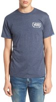Vans Men's Classic Laurel Logo T-Shirt