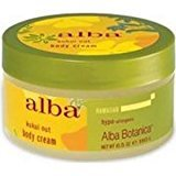 Alba Body Cream Kukui Nut