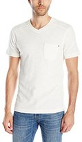 Paper Denim & Cloth Men's Paxton Short Sleeve V-Neck Pocket T-Shirt