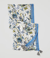 LOFT Home /a> View All Accessories & Shoes Lily Tasseled Scarf Lily Tasseled Scarf