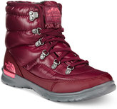 The North Face Women's ThermoBall Lace-Up Booties