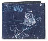 Michael Kors Leo Leather Billfold Wallet