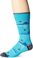 Robert Graham Men's Port of Venice Socks
