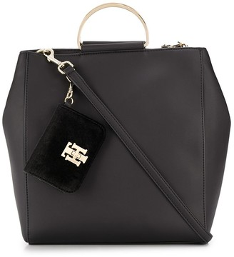Tommy Hilfiger Top Handle Tote