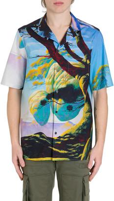 Valentino Floating Island Shirt